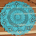 Crochet-A-Long Doily pattern
