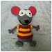 Toopy the Mouse pattern