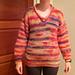 Motif jumper pattern