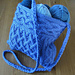 Quinn Cabled Bag pattern