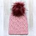 The Rachel Hat pattern