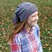 Swirlygig Hat pattern