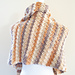 Caramel Fudge Ripple Wrap pattern