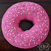 Donut Pillow pattern