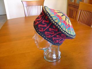 Zilboorg Egyptian hat #1 002