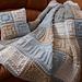 O, HOLY NIGHT blanket pattern