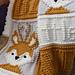 LITTLE ONE blanket pattern