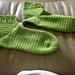 Sunny Citrus Socks pattern