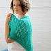 Modest Lace Shawl pattern