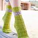 Claud Socks pattern