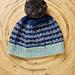 Hebden hat pattern