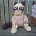 Grumpy K(n)itty: the knitted Grumpy Cat Tardar Sauce pattern