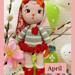 April the Bunny Doll pattern