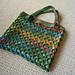Crochet String Shopping Bag pattern