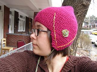 Super Hero Helmet Hat