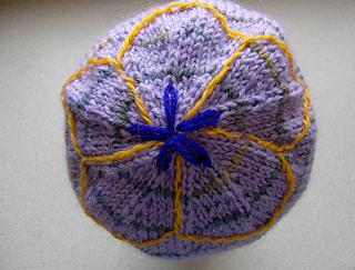 little flower top hat