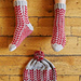Silver Maple Comfy Socks & Beanie pattern