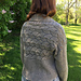 Wandering Lace Shrug pattern