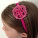 Starry Night Headband pattern
