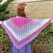 Amore Shawl pattern