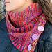 Mariette Scarf pattern