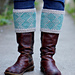 Norfolk Boot Toppers pattern