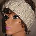 Super Easy Winter Headband pattern
