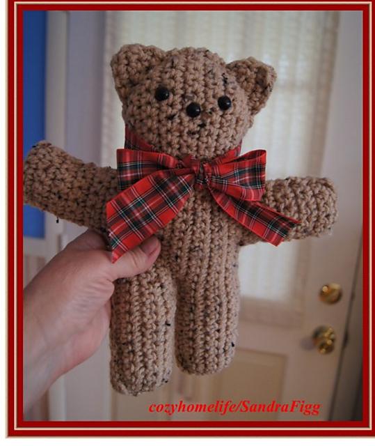 Becky's bear | 640x539