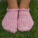 Jo's Perfect Slipper Socks pattern