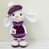 32+ Creative Bunny Crochet Pattern - crochetnstyle.com | 170x170