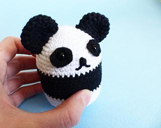 Crochet Panda Bear Amigurumi Patterns- Amigurumi #Panda; #Crochet ... | 254x320