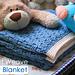 Basket Weave Afghan Baby Blanket pattern