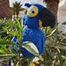 The Little Helpers: Paula the Parrot pattern