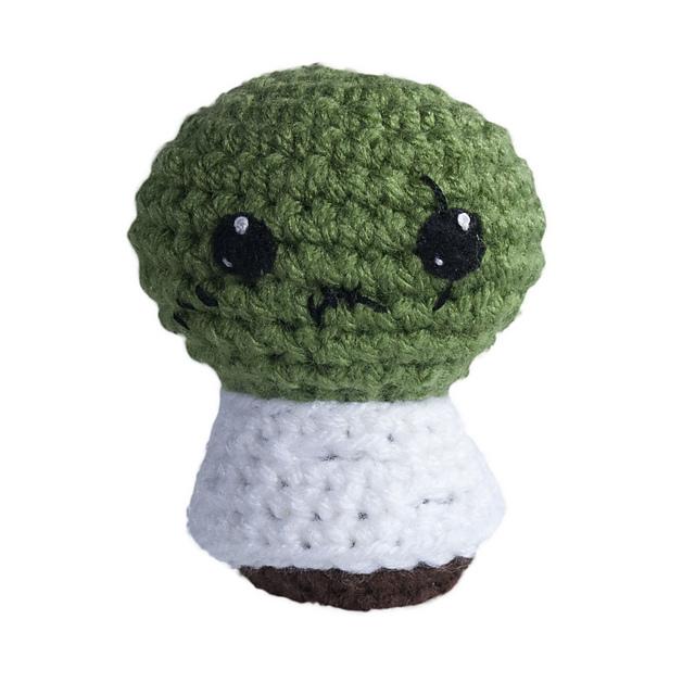 Zombie Free Crochet Pattern • Spin a Yarn Crochet | 640x640