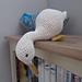 Pretzal Headz Duck pattern