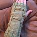 Skyscraper Fingerless Gloves pattern