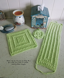 Pattern by The Blue Star Boutique Crochet by Shelia Claring