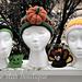 Halloween & Fall Ear Warmer Set pattern