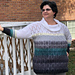 Diamonds Are Forever Cowl Neck Pullover pattern