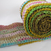 The Candelion Scarf pattern