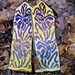 Irises Mittens pattern