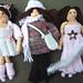 KNITTED MISS mini doll pattern
