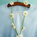 DAISY CHAIN NECKLACE pattern