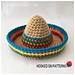 Mini Sombrero pattern