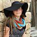 Kerry Cowl (moebius scarf) pattern