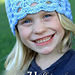 Ann Hat (scalloped beanie) pattern