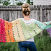 Pride- Prismatic Shawl pattern