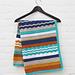 Ontario crochet baby blanket pattern