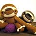 Doobie the Sloth pattern