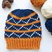 Harper Pine Beanie pattern